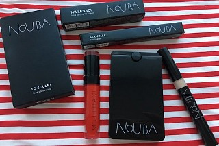 NoUBA – отзыв о Millebaci, Staminal Concealer и To Sculpt (фото)
